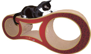 Shapes Cat Scratcher
