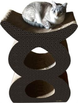 Aristocrat Cat Scratcher