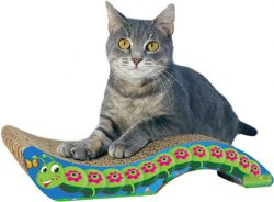 Caterpillar Cat Scratcher