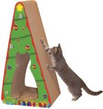 Giant Christmas Tree Cat Scratcher