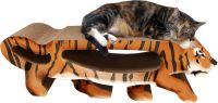 Tiger Cat Scratcher