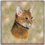 Abyssinian Small Blanket