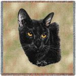 Bombay Cat Small Blanket