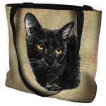 Bombay Cat Tote Bag
